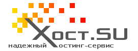 Логотип Хост.SU